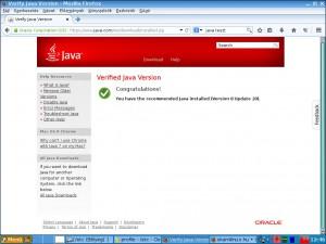 Java JDK 8u20 telepítése