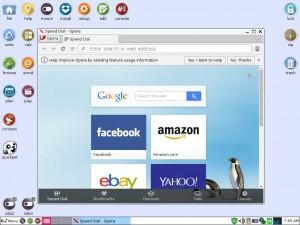Opera 30 webböngésző 32 bit
