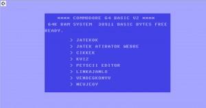 Krisz C64 oldala