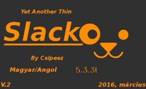 Magyar ThinSlacko – 100 MB ISO !