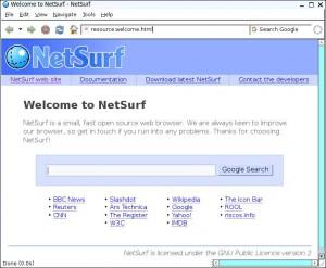 NetSurf 3.4