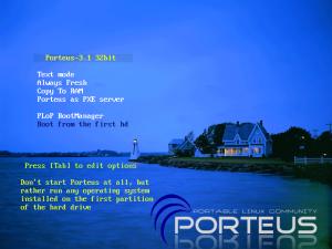 Porteus Linux 3.1