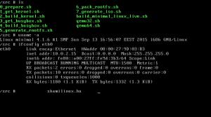 Minimal Linux Live – saját linux építése kezdőknek !