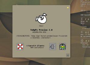 ToOpPy 2.0 Final nyelvi csomag