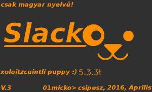 Slacko 5.3.3YAT v3 HUN