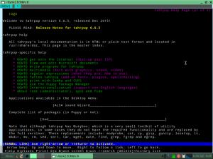 Lynx 2.8.9 dev8 – i686 PET csomag