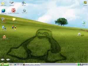 Puppy linux felrakás XP mellé