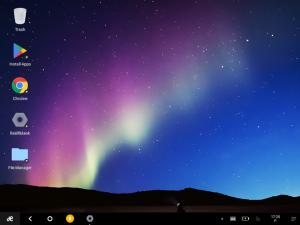 Android x86 és RemixOS együtt !