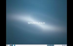 Sparky Linux 4.5 videó