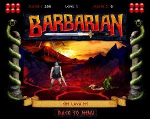 Barbarian: The Ultimate Warrior – egy igazi gyöngyszem !