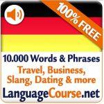 Német nyelvoktató program androidra