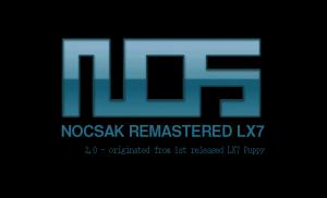 LX7 Puppy – NOS LX7 Trim