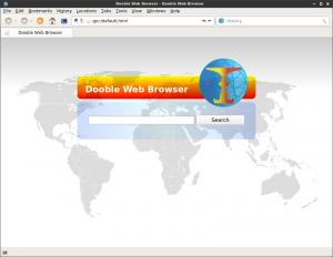 Dooble webböngésző