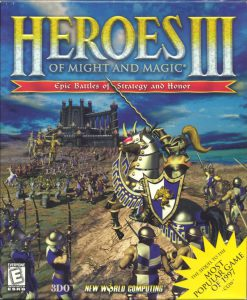 Heroes Of Might and Magic III – PET és SFS csomagok