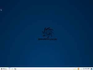Sparky linux 5.0
