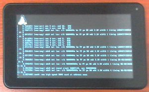 Linux tabletre ? ARM alapú kütyüre ? Sunxi !