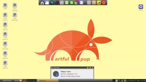 Artfulpup-17.11 – videó
