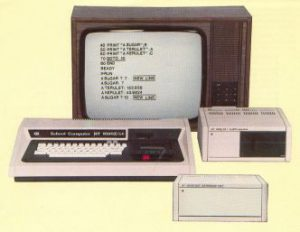 HT számítógépek – az informatikai oktatás hajnala