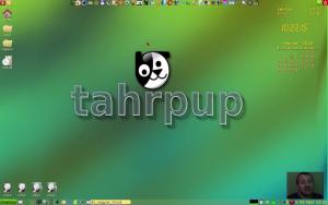 Tahrpuplite 6.1.1 változat(32bitPAE, K4.2.8) bemutató videó