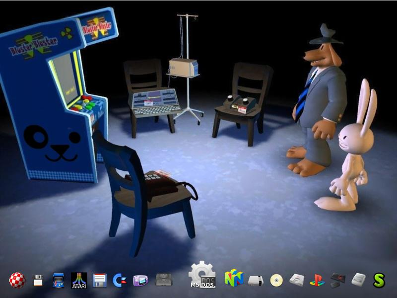 Puppy Arcade – retró gamez puppy linux alapokon