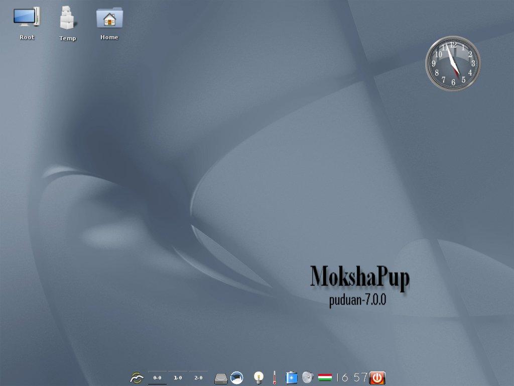 MokshaPup-2.1 – teszt verzió csak hozzáértőknek