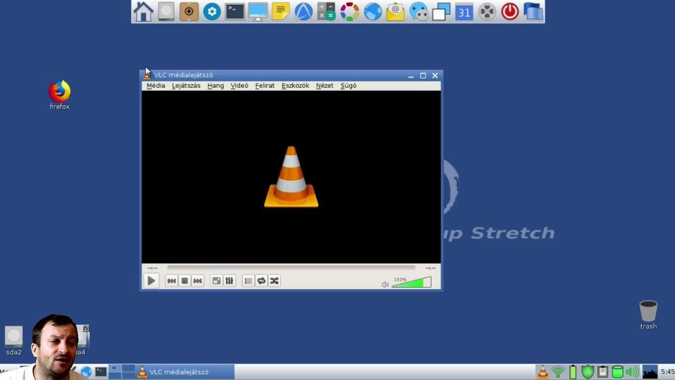 VLC médialejátszó telepítése és beállítása – StretchPup 7.0