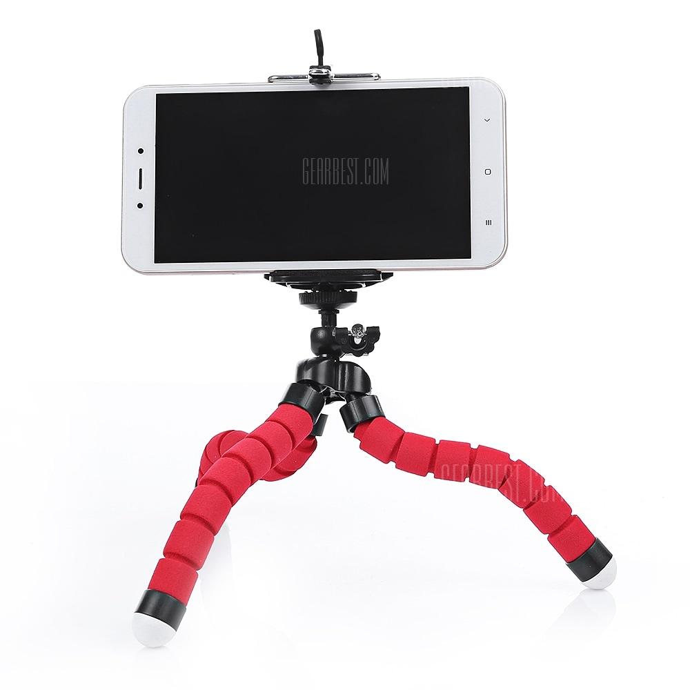 Telefonállvány – asztali tripod fotózáshoz, youtube videókhoz