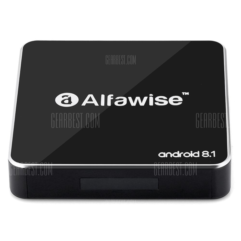 Alfawise A8 TV BOX – Android 8.1- AKCIÓ !