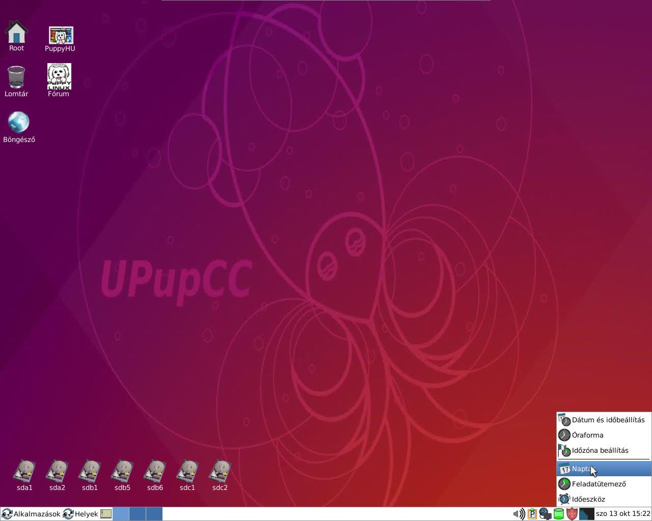 UPup Cosmic
